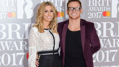 Stacey Solomon and Joe Swash are not 'perfect' together