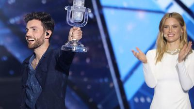 Duncan Laurence 'still can't believe' Eurovision win!