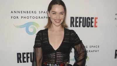 Emilia Clarke was 'flabbergasted' by 'Game Of Thrones' script