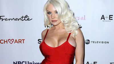 Courtney Stodden admits she hid depression behind a mask