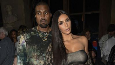 Kim Kardashian West and Kanye West 'slow down' to spend time with son Psalm
