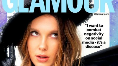 Millie Bobby Brown wants social media to be positive