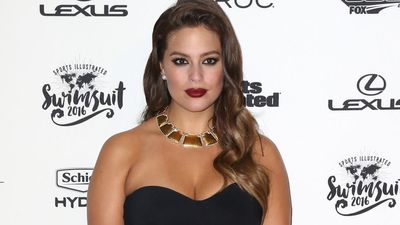 Ashley Graham owns 50 swimsuits