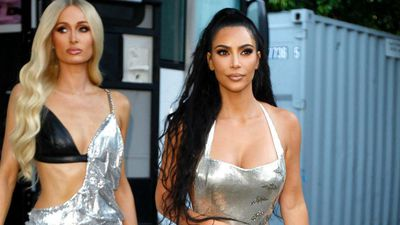 Paris Hilton has loved spending time with Kim Kardashian West again