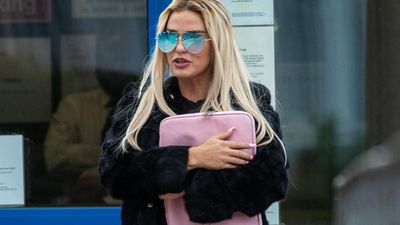 Katie Price pays tribute to son Junior on his birthday