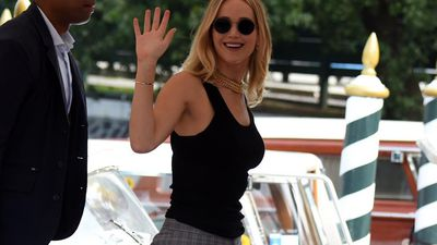 Jennifer Lawrence knows herself better now