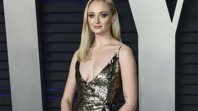 Sophie Turner's 'so down' with playing Boy George