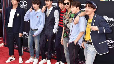 BTS beat Taylor Swift and U2 for highest-grossing show at The Rose Bowl