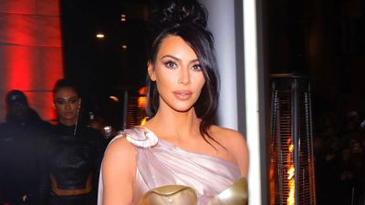 Kim Kardashian West announces beauty collaboration with Winnie Harlow