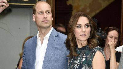 Duke and Duchess of Cambridge 'concerned' about crash victim