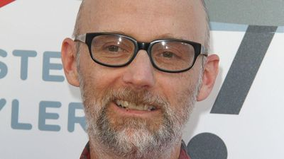 Moby 'resented' Heath Ledger for dying