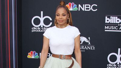 Janet Jackson inspired by her son