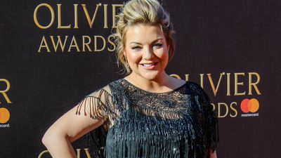 Sheridan Smith is proud of her figure