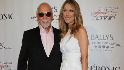 Celine Dion took three years to 'keep going' after Rene Angelil's death