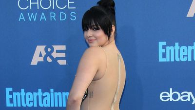 Ariel Winter: Exercise improves my mental health