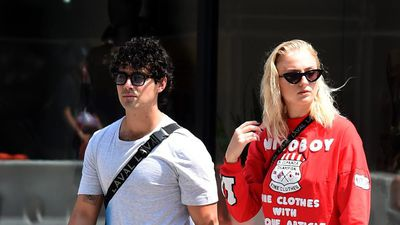 Joe Jonas proud of wife Sophie's Emmy nod