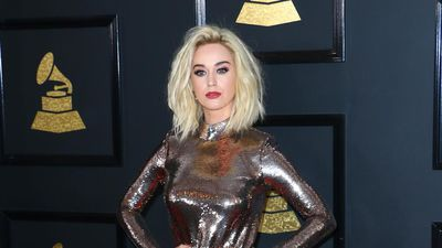 Katy Perry is taking her time with her wedding plans