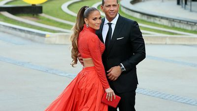 Jennifer Lopez: Alex Rodriguez is my hero
