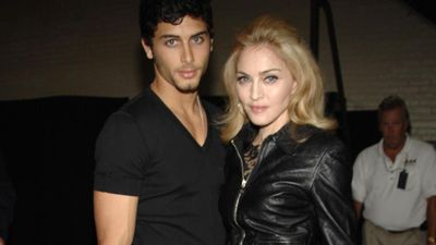 Jesus Luz says Madonna helped him become more 'open minded'
