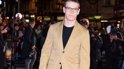 Will Poulter gave BAFTA to parents