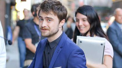 Daniel Radcliffe misses full English breakfasts