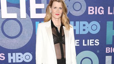 Laura Dern 'loves creating a character' with make-up
