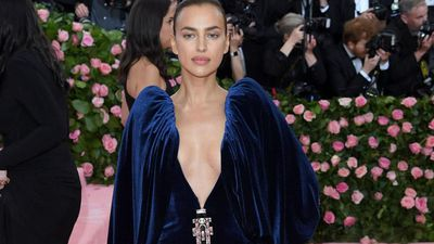 Irina Shayk not ready to date again