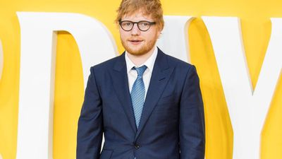 Ed Sheeran donated 300 items to a local charity shop