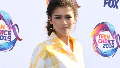 Zendaya would have been a teacher if she wasn't an actress