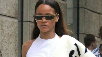 Rihanna registers new music