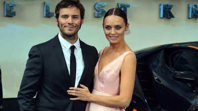 Sam Claflin and Laura Haddock split