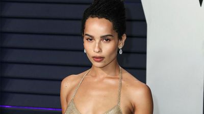 Zoe Kravitz praised for 'honest' approach to beauty
