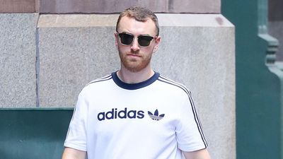 Sam Smith is learning to accept himself