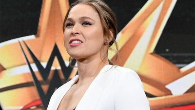 Ronda Rousey almost lost finger on set of 9-1-1