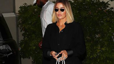 Khloe Kardashian 'celebrating life' with daughter