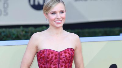 Kristen Bell's daughter hospitalised