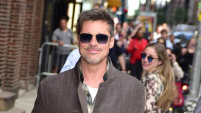 Brad Pitt doesn't want to go into space
