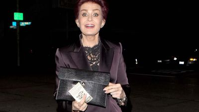 Sharon Osbourne explains 'dud' facelifts