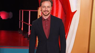 James McAvoy puts son first