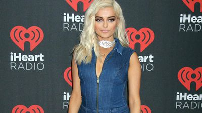 Bebe Rexha collaborating with Pete Wentz