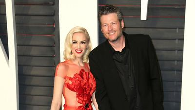 Gwen Stefani and Blake Shelton are 'very much in love'