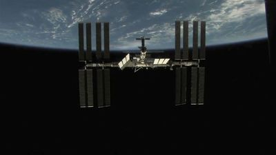 Future Thinking - Touch Screen Tech to Reboot A Space Station