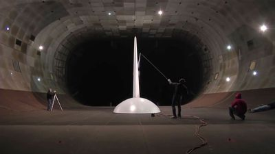 HyperDrive - Inside the World's Biggest Wind Tunnel