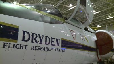 HyperDrive - NASA Dryden - Flying Planes of the Imagination