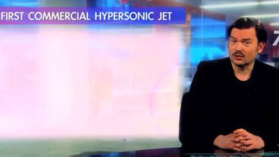 What If? - Hypersonic Take-Off