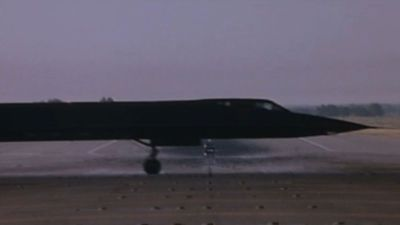 SR-71 Blackbird - How to Fly the World's Fastest Plane