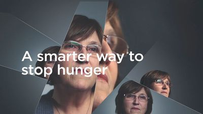World-Changing Ideas - A Smarter Way to Stop Hunger