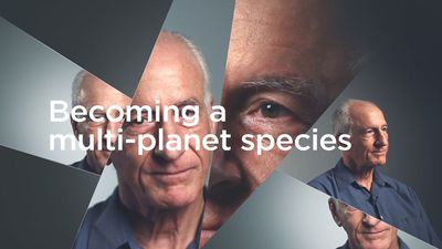 World-Changing Ideas - We Must Become a Multi-Planet Species