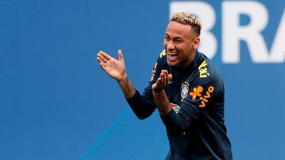 What's wrong with Neymar?