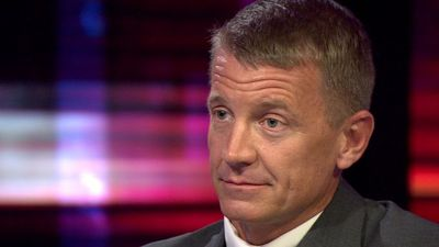 Ex-Blackwater CEO's plan to end Afghan war